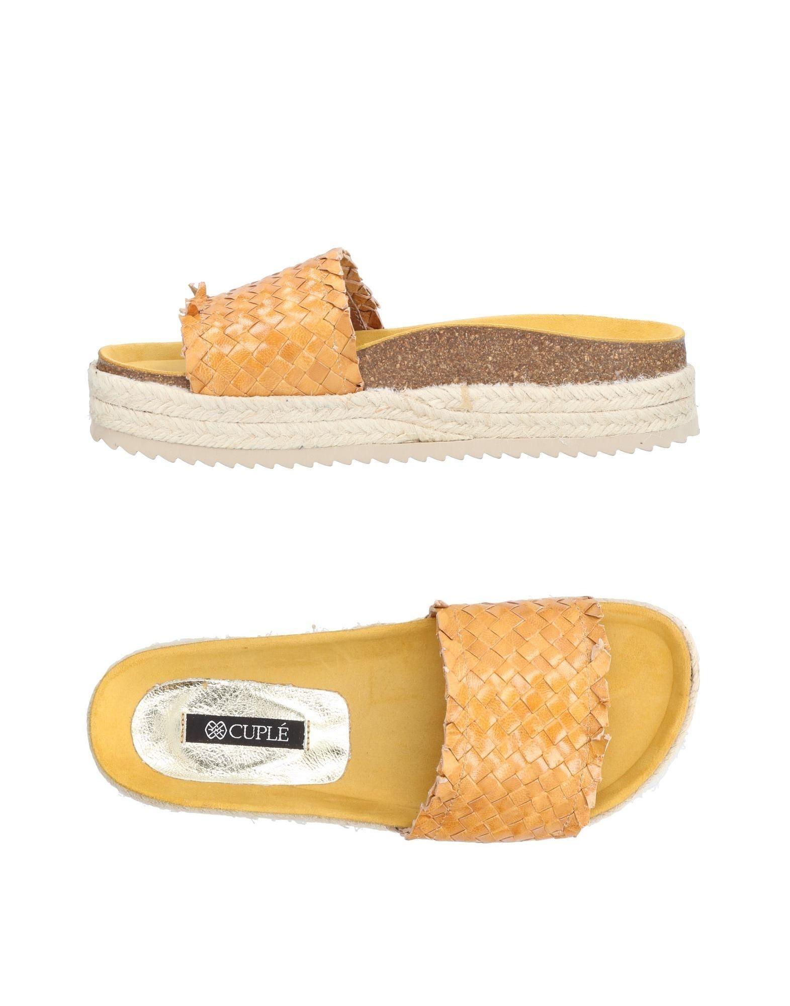 Günstige und modische Schuhe Cuplé Sandalen Damen  11218218RT
