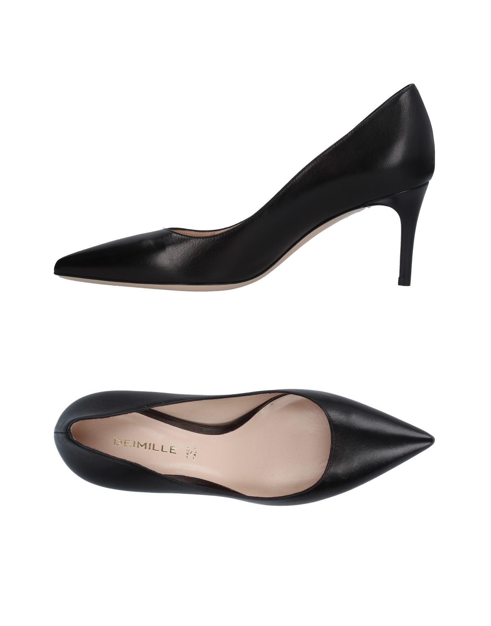 Stilvolle billige Schuhe Deimille Pumps Damen  11218224UB