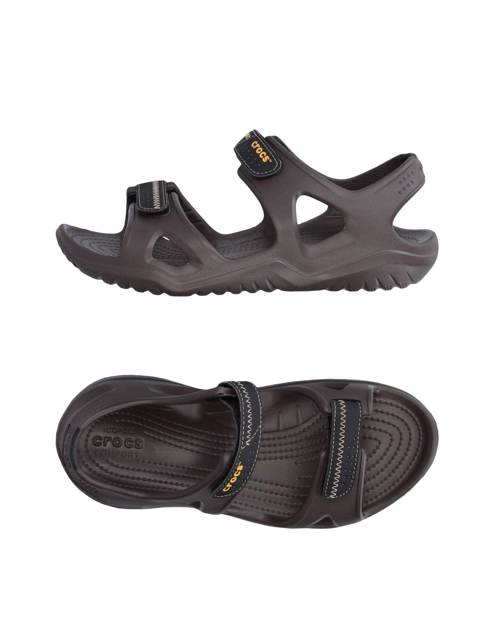 Haltbare Mode billige Schuhe Crocs Sandalen Herren  11218292DB Heiße Schuhe
