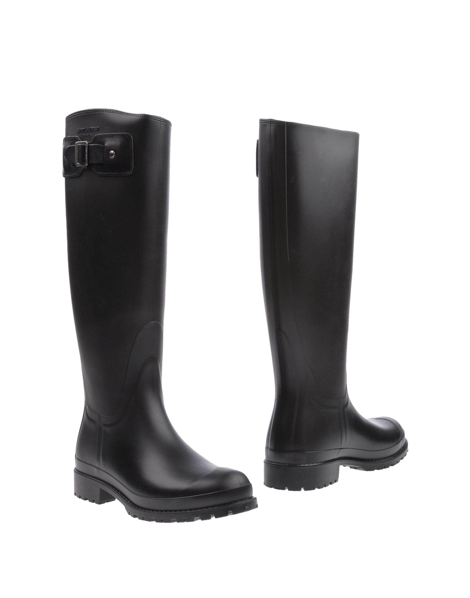 Rabatt Schuhe Saint Laurent  Stiefel Damen  Laurent 11218308HV b76987