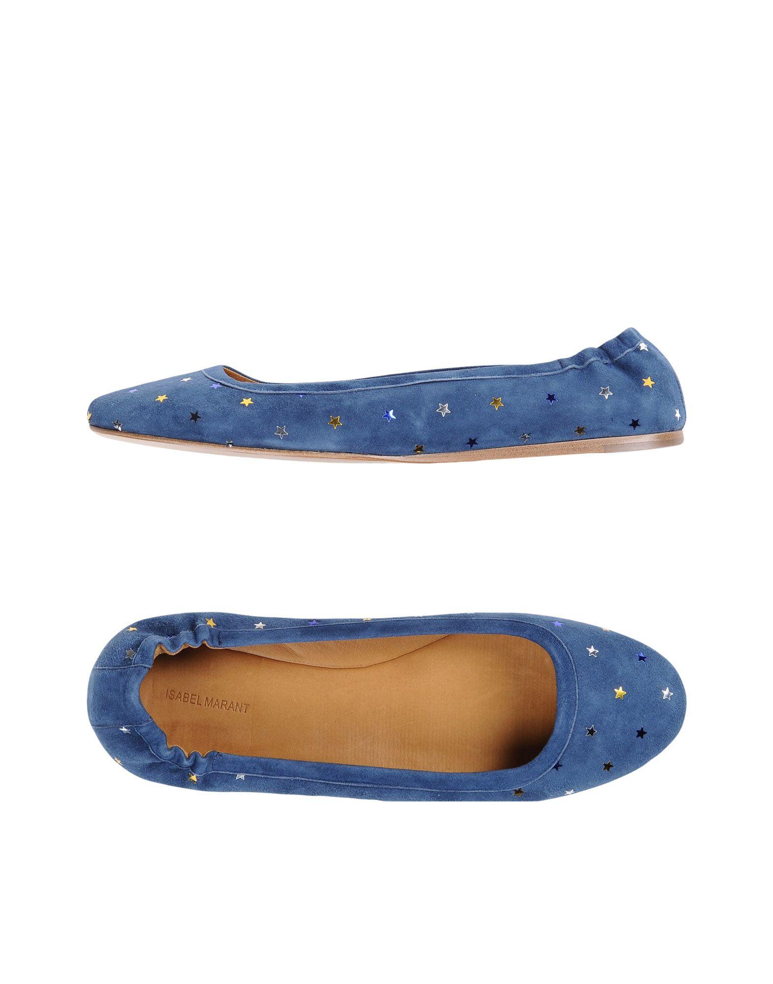 Stilvolle billige Schuhe Isabel 11218473GU Marant Ballerinas Damen  11218473GU Isabel 40ba2b