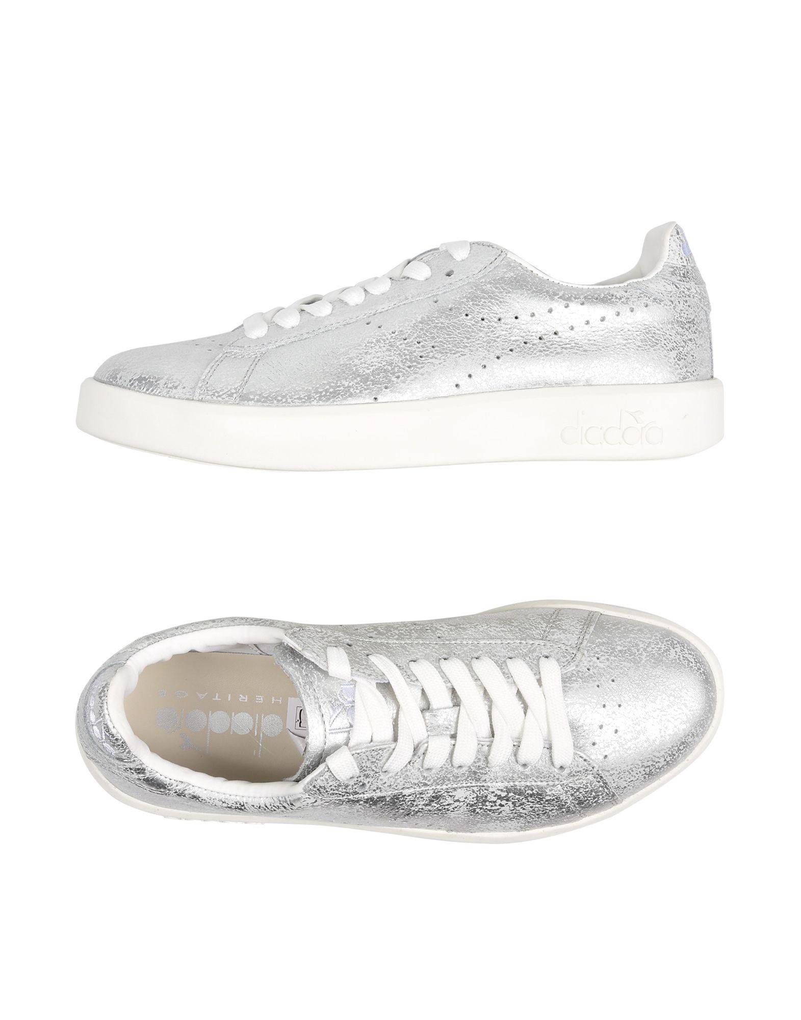 Sneakers Diadora Heritage Game Silver - Donna - 11218645FN