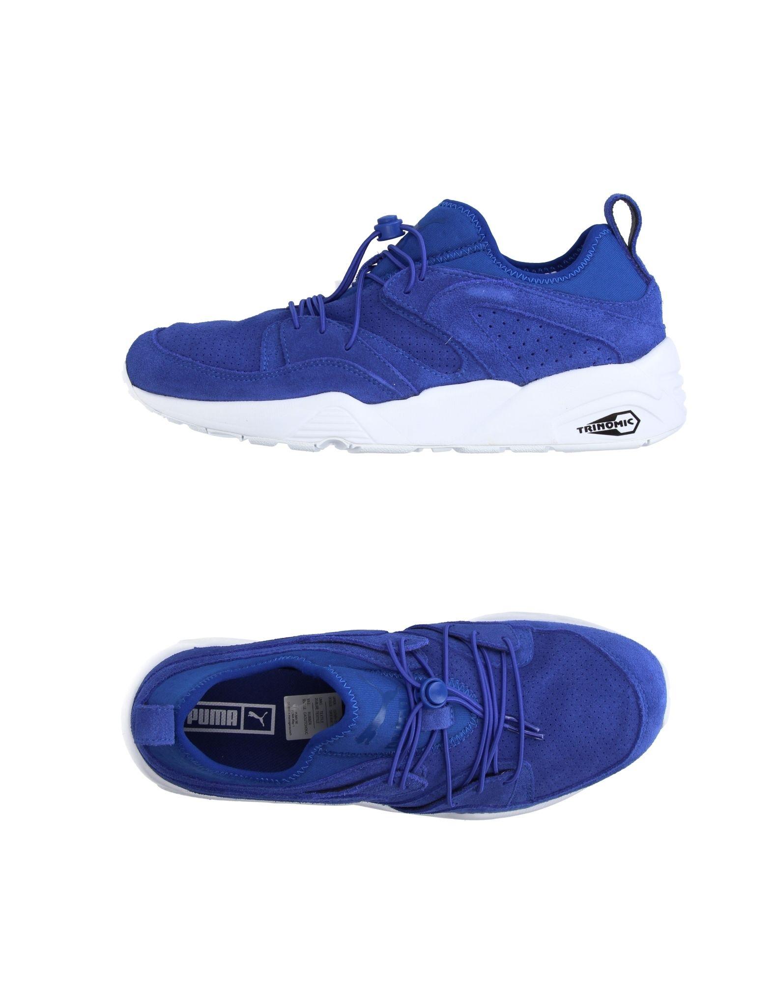 Rabatt echte Schuhe Puma Sneakers Herren  11218708NH