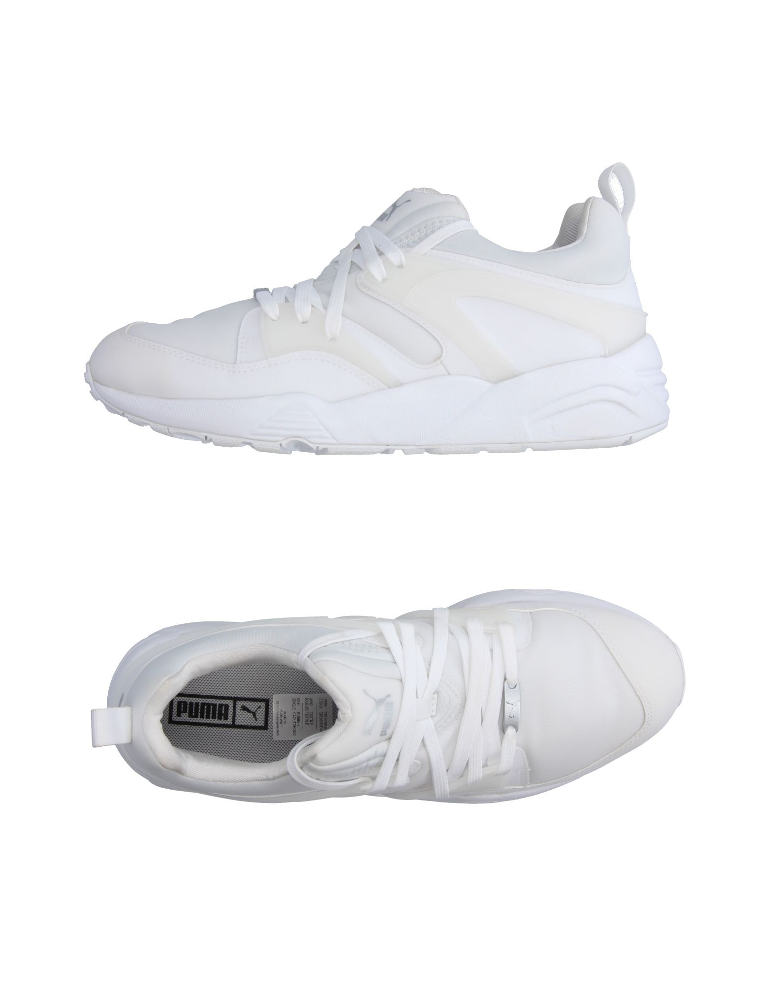 Rabatt echte Schuhe Puma Sneakers Herren  11218778HK