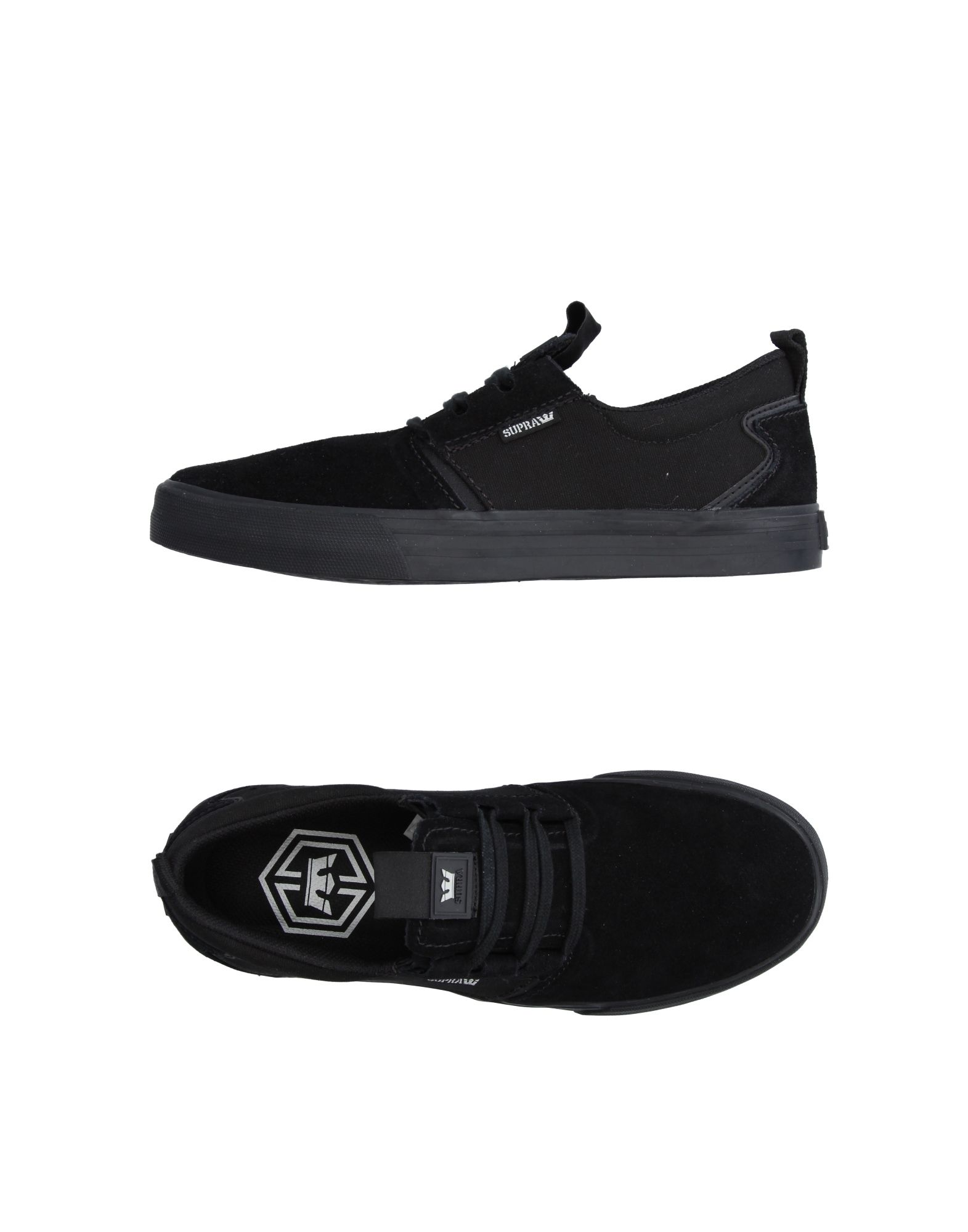 Rabatt echte Schuhe Supra Sneakers Herren  11218779NM