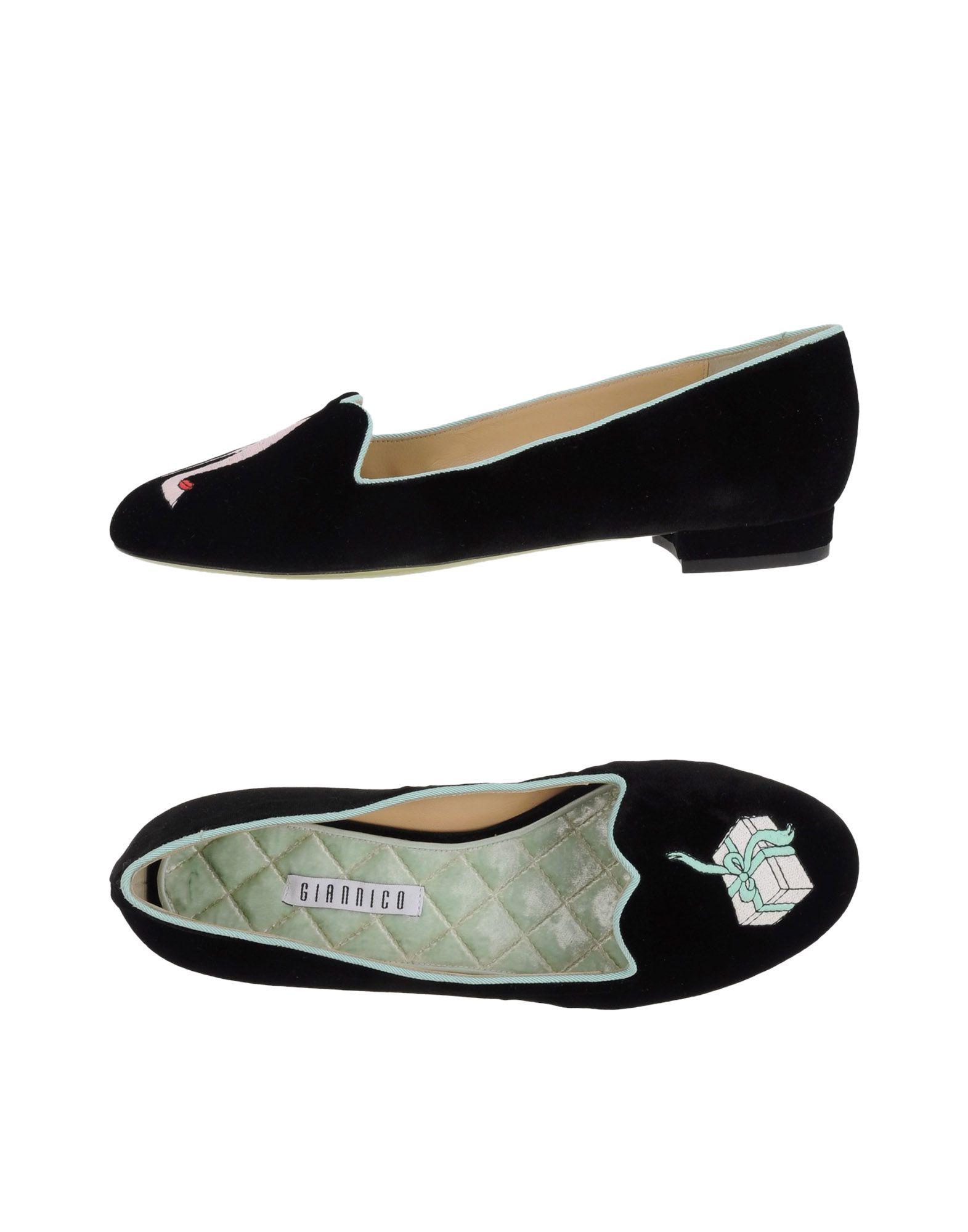 Giannico Mokassins Damen  11218802BV Gute Qualität beliebte Schuhe