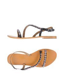 FOOTWEAR - Toe strap sandals on YOOX.COM GEI GEI SQTw2