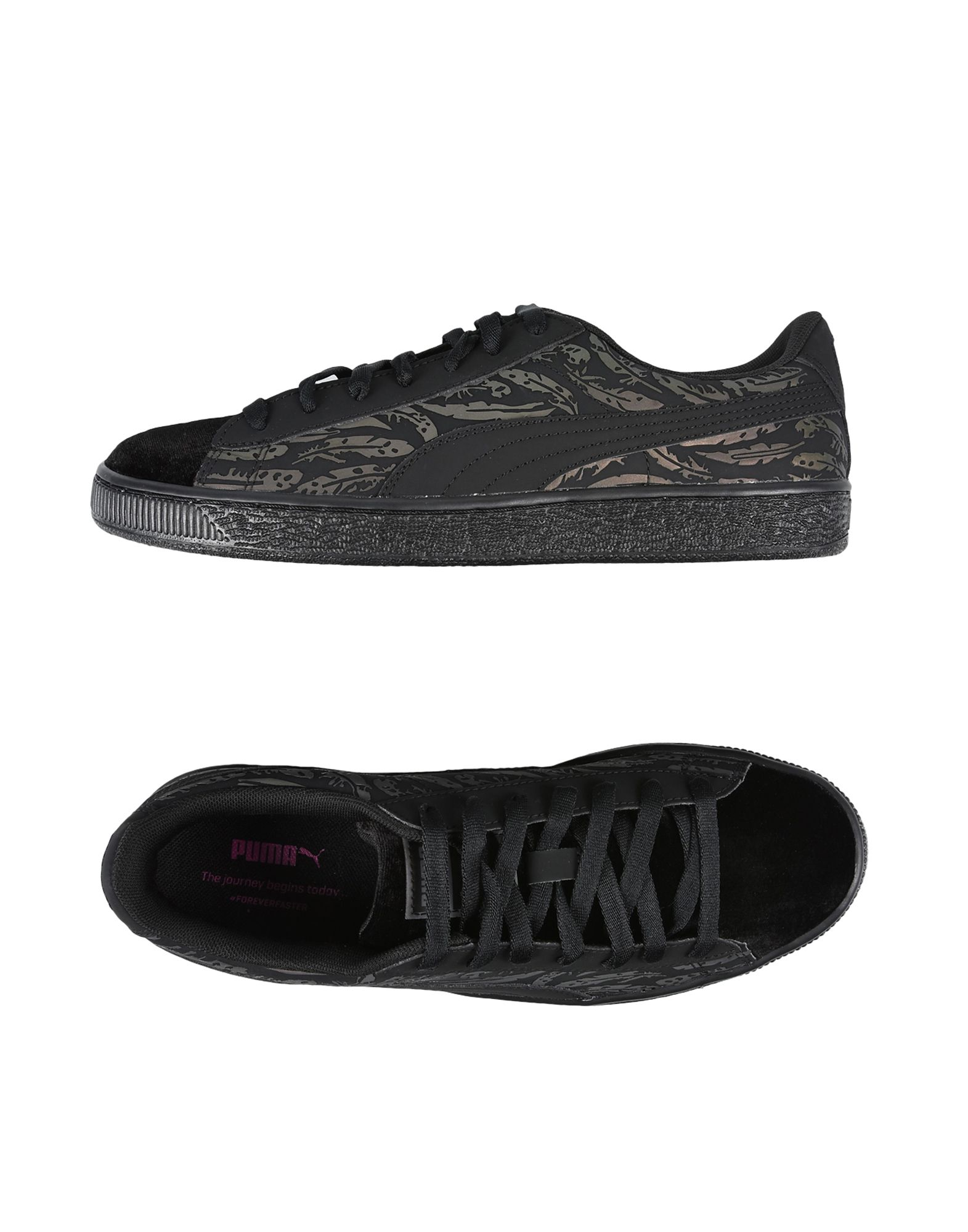 Sneakers Puma Basket Swan Wns - Femme - Sneakers Puma sur