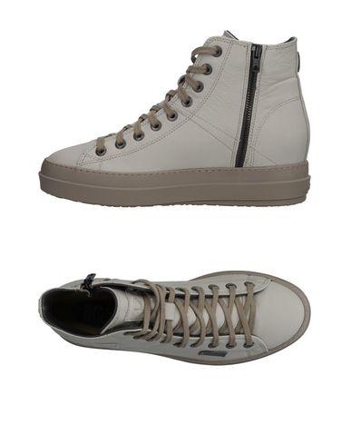 Ruco Line Sneakers Donna Scarpe Grigio Chiaro