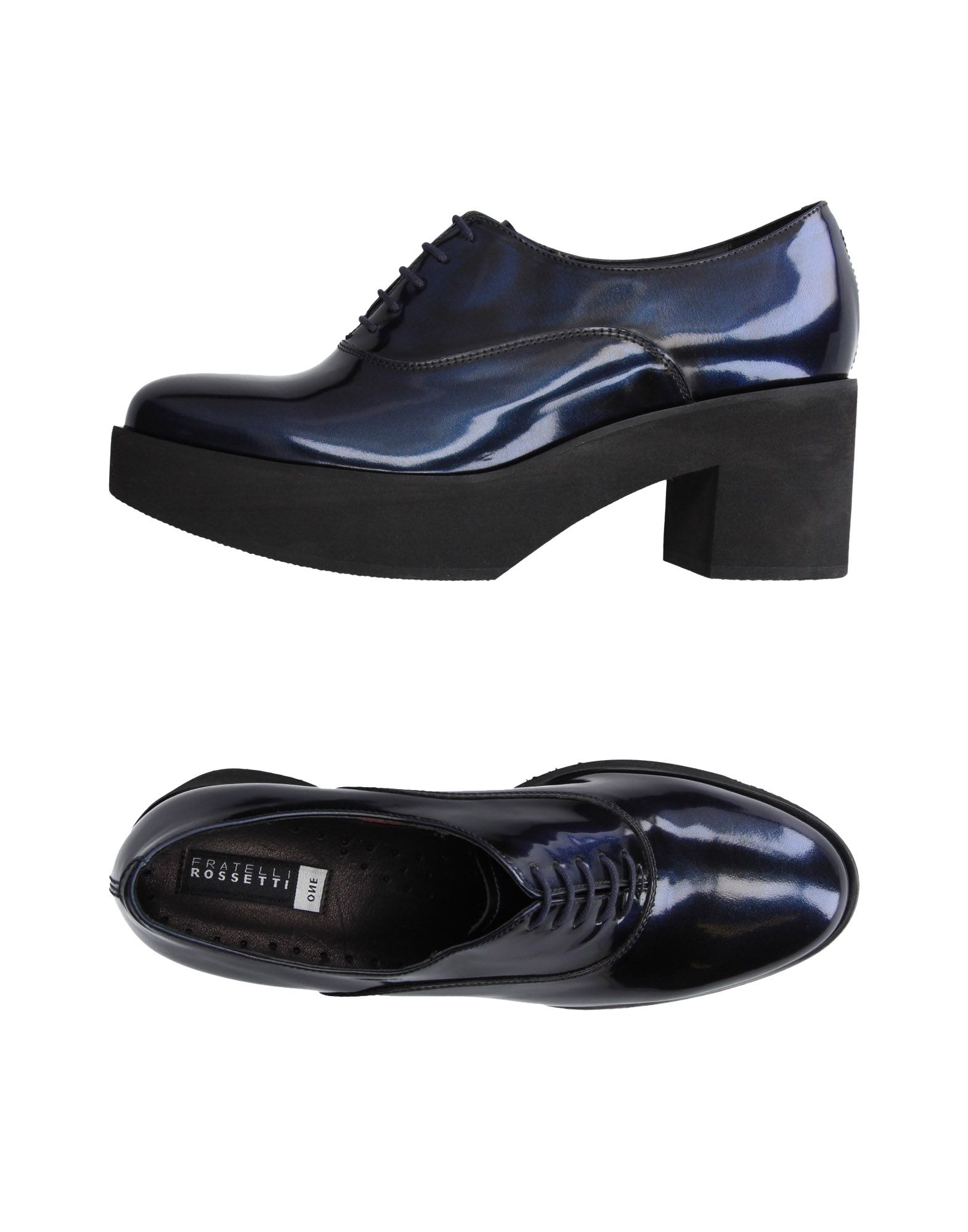 Fratelli Rossetti Schnürschuhe Damen strapazierfähige  11219351FOGut aussehende strapazierfähige Damen Schuhe 6a2f31