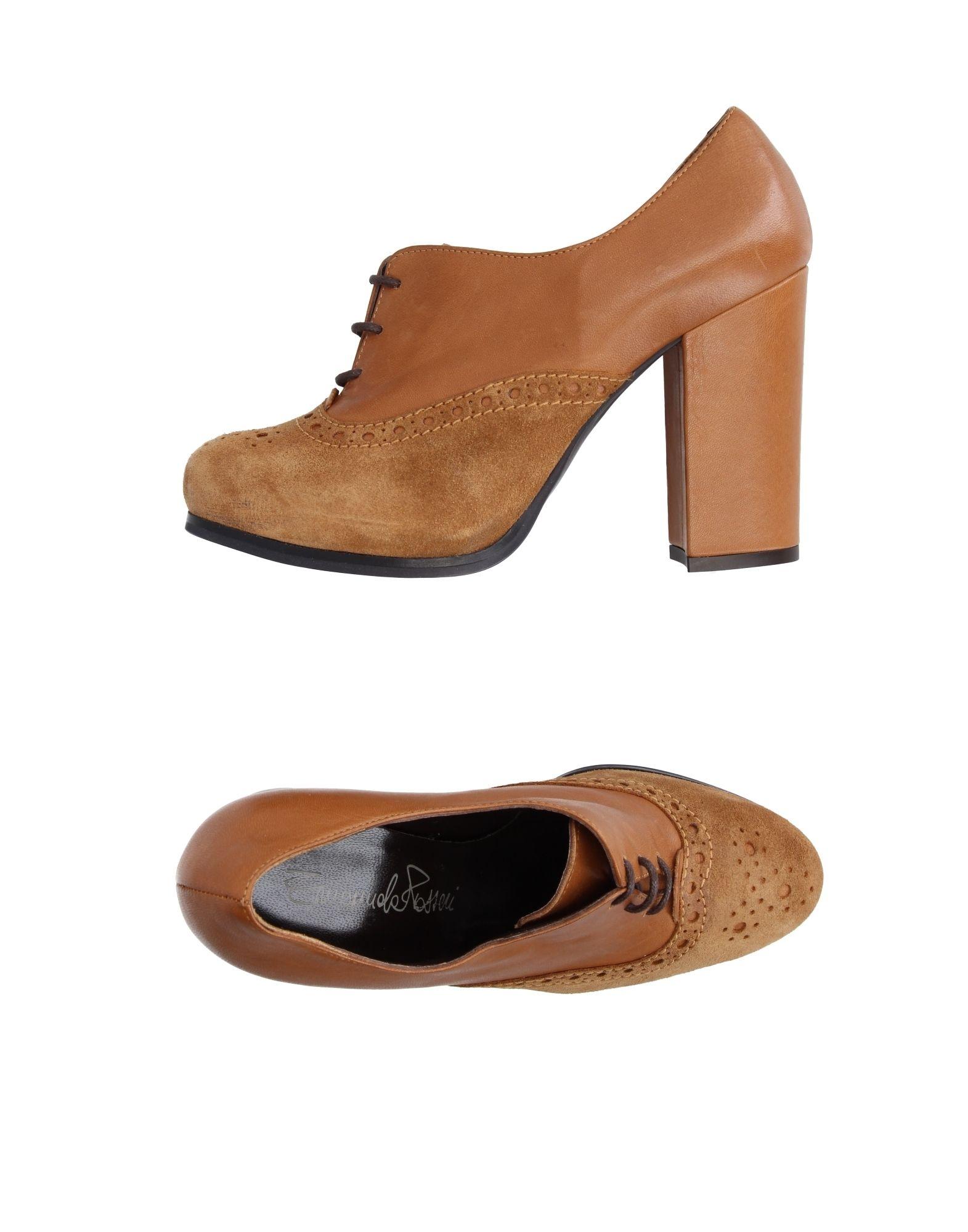 Chaussures À Lacets Emanuela Passeri Femme - Chaussures À Lacets Emanuela Passeri sur
