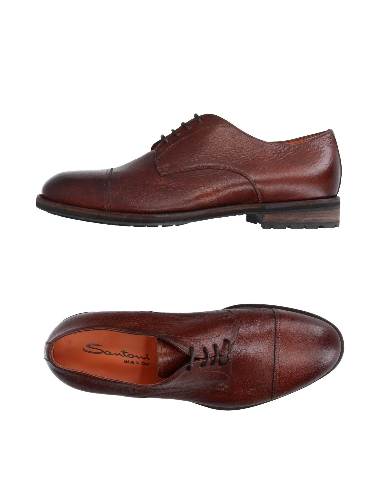 Santoni Schnürschuhe Herren  Schuhe 11219489OA Gute Qualität beliebte Schuhe  ddb325