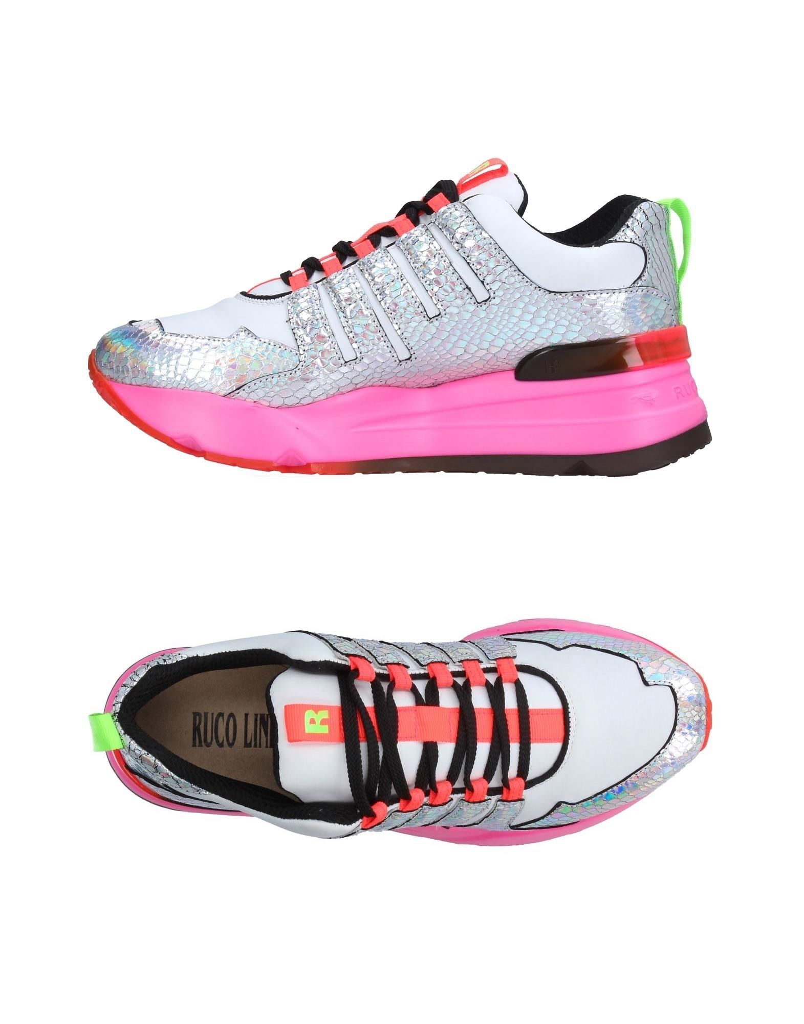 Ruco Line Sneakers Damen strapazierfähige  11219616DUGut aussehende strapazierfähige Damen Schuhe eac95c