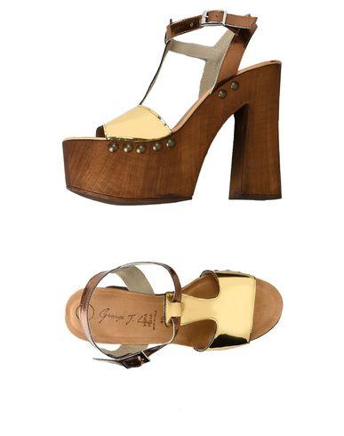 George J. Love Sandals - Women George J. Love Sandals online on YOOX ... 6aeab411d1c