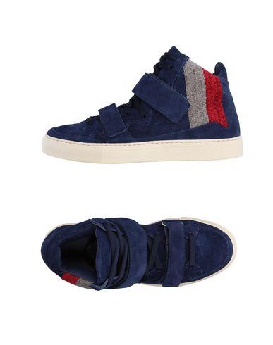 GIACOMORELLI Sneakers in Dark Blue