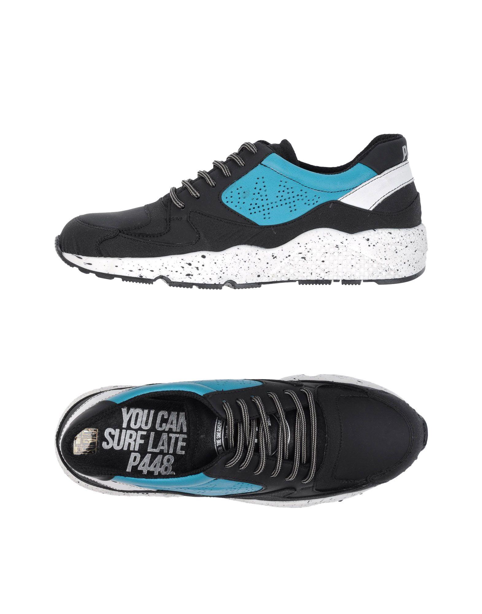 Rabatt echte Schuhe P448 Sneakers Herren  11220162EB