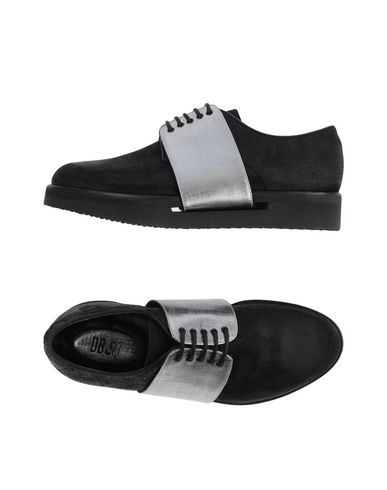 DIRK BIKKEMBERGS - Chaussures à lacets