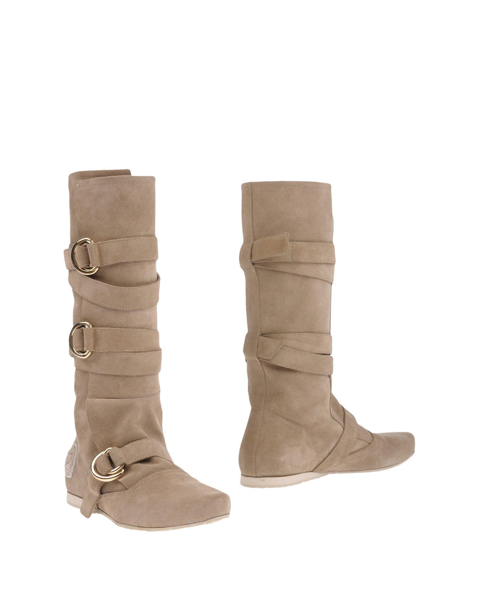 Stilvolle billige Schuhe Cesare Paciotti 4Us Stiefel Stiefel Stiefel Damen  11220635AU 4ab74f