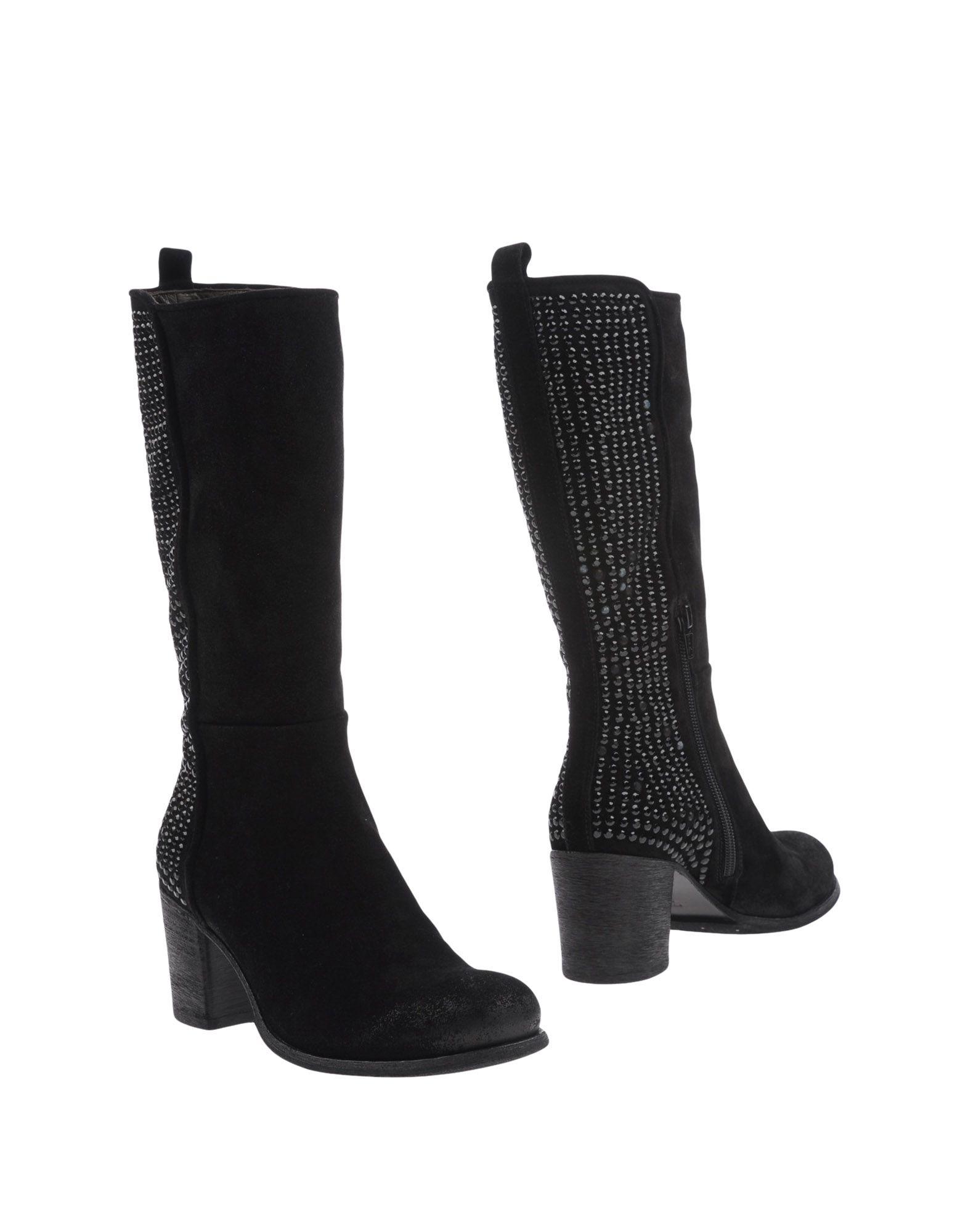 Stilvolle billige Schuhe Now Stiefel Damen  11220719FX