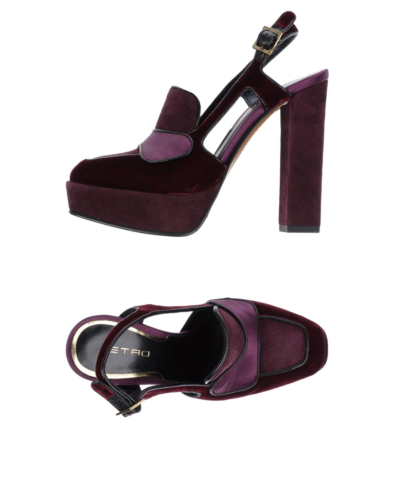 Etro Pumps Damen  11220791UUGünstige gut aussehende Schuhe