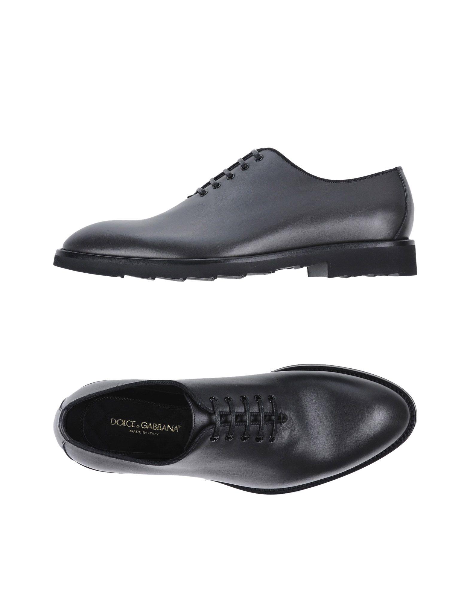 Dolce  & Gabbana Schnürschuhe Herren  Dolce 11221067MW  4443c6