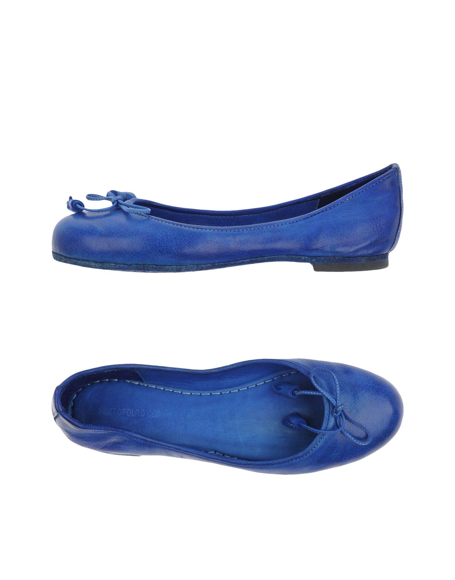 Pantofola Women Ballet D'oro Pantofola D'oro Flats 8vOq6w8Bx