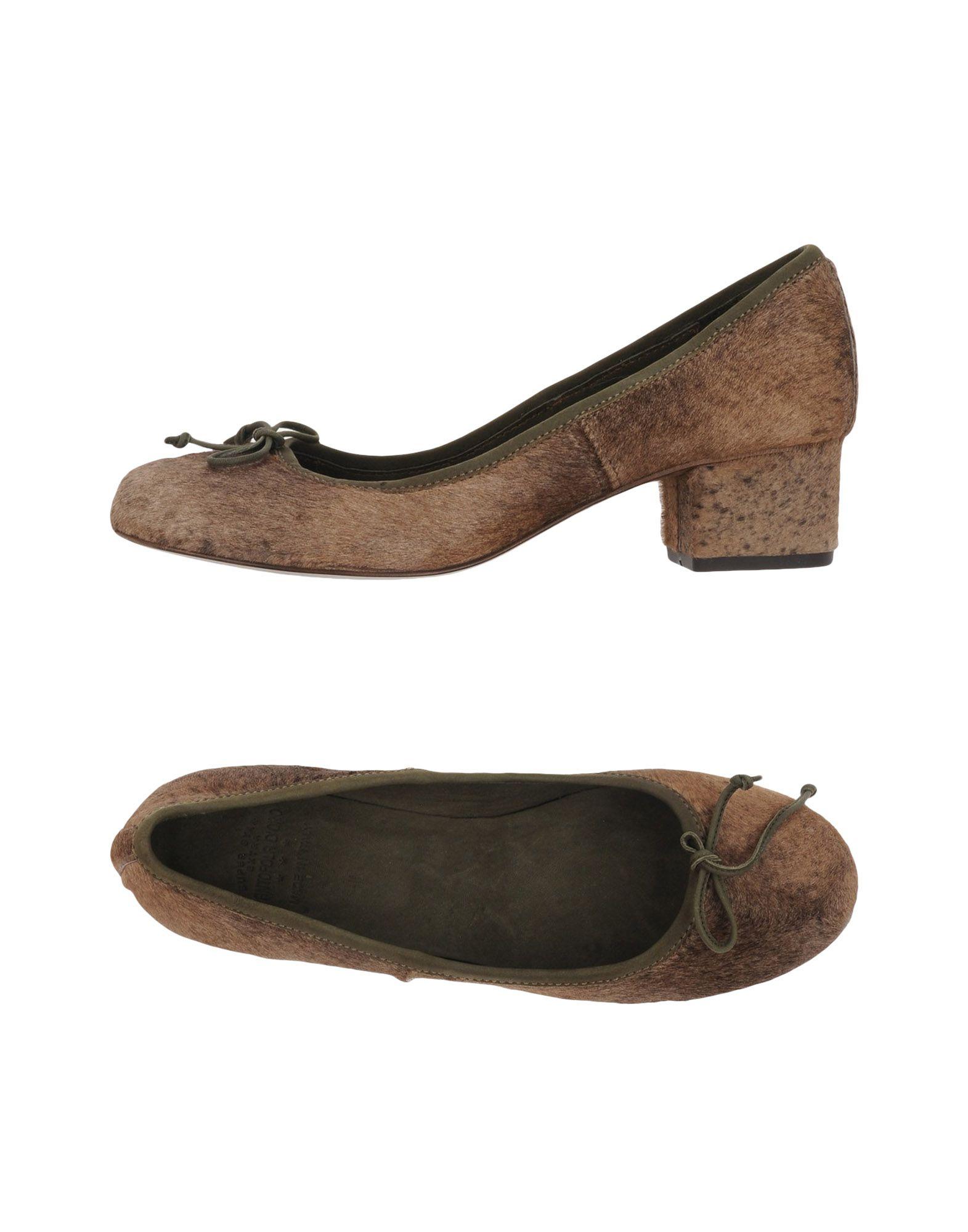 Stilvolle billige Schuhe Pantofola D'oro Pumps Damen  11221111BP