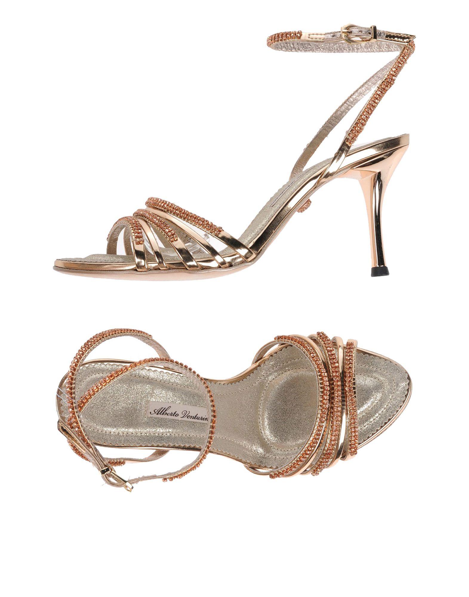 Gut um billige Schuhe zu tragenAlberto Venturini Sandalen Damen  11221155WD