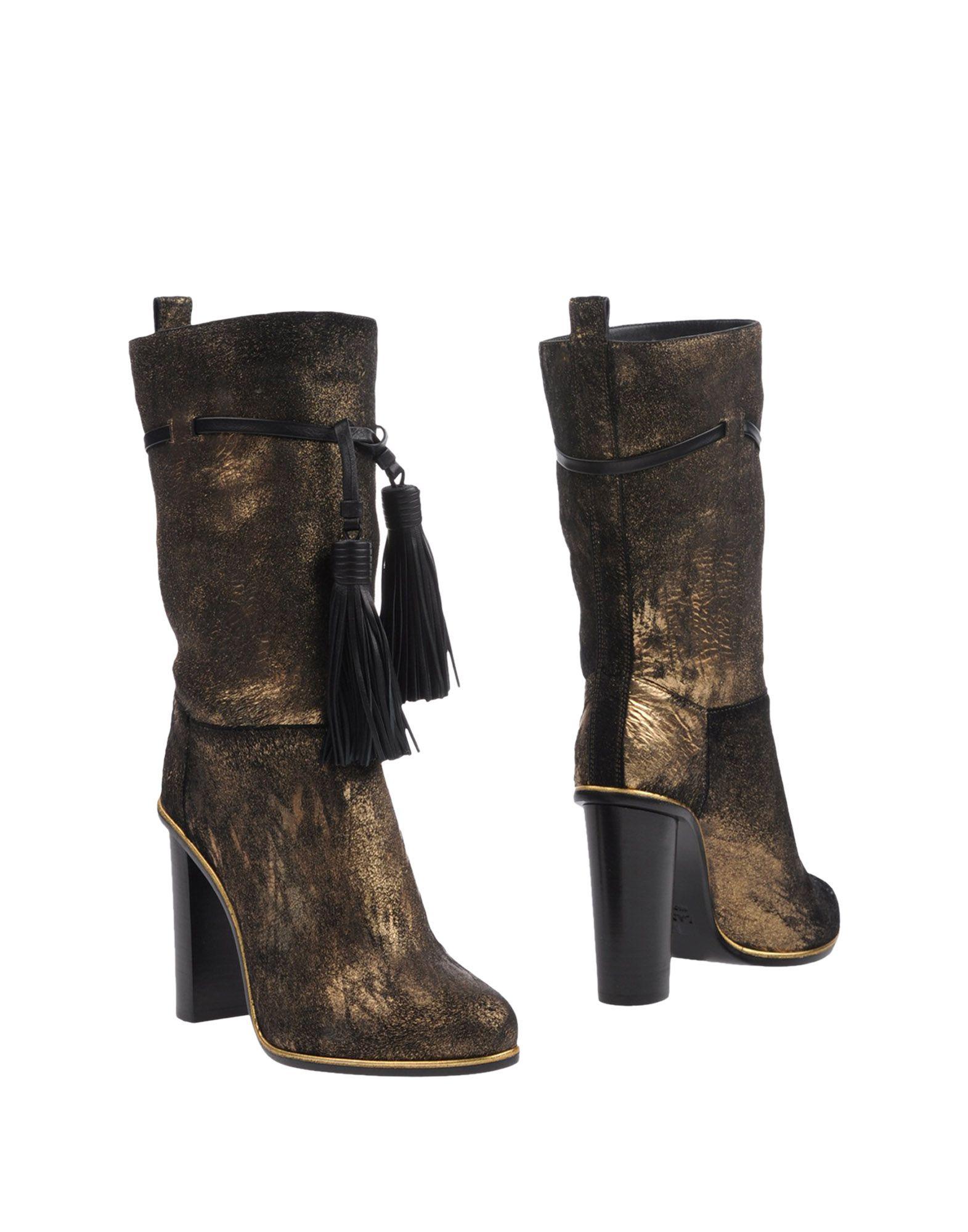 Lanvin Stiefelette Damen  11221216ETGünstige gut aussehende Schuhe