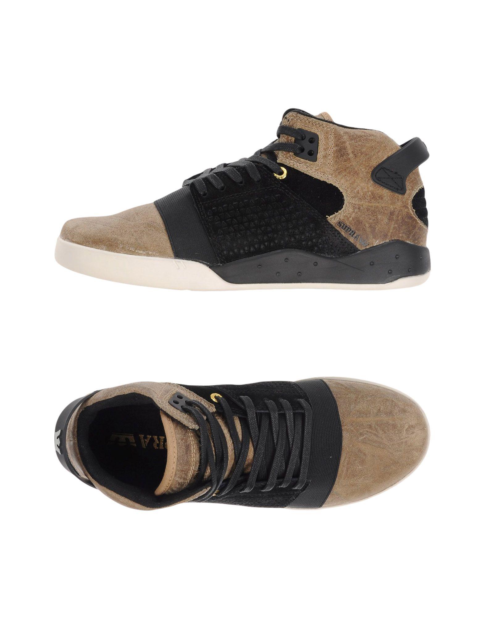 Rabatt echte Schuhe Supra Sneakers Herren  11221382QR