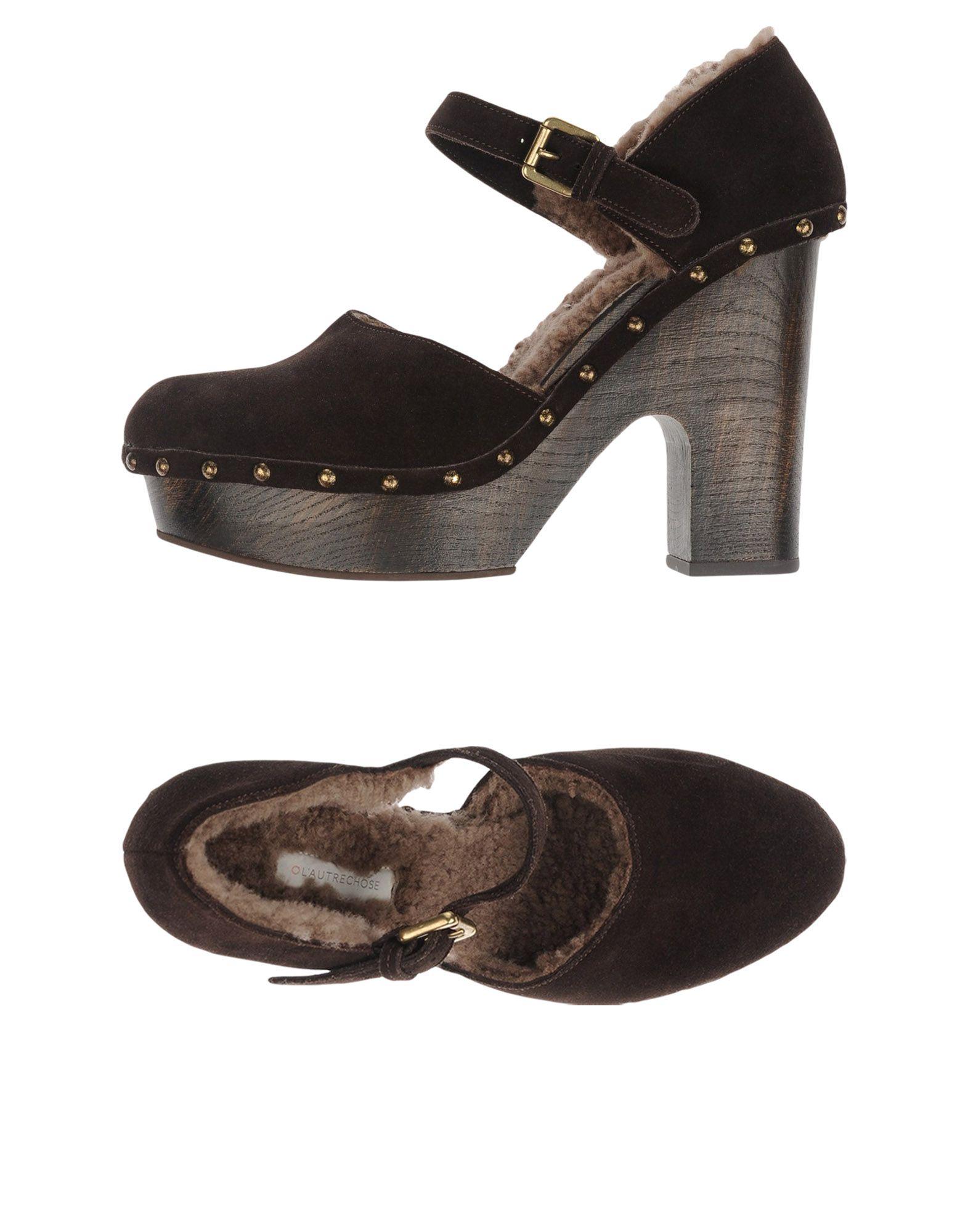 L' 11221524QW Autre Chose Pumps Damen  11221524QW L' Neue Schuhe 957530