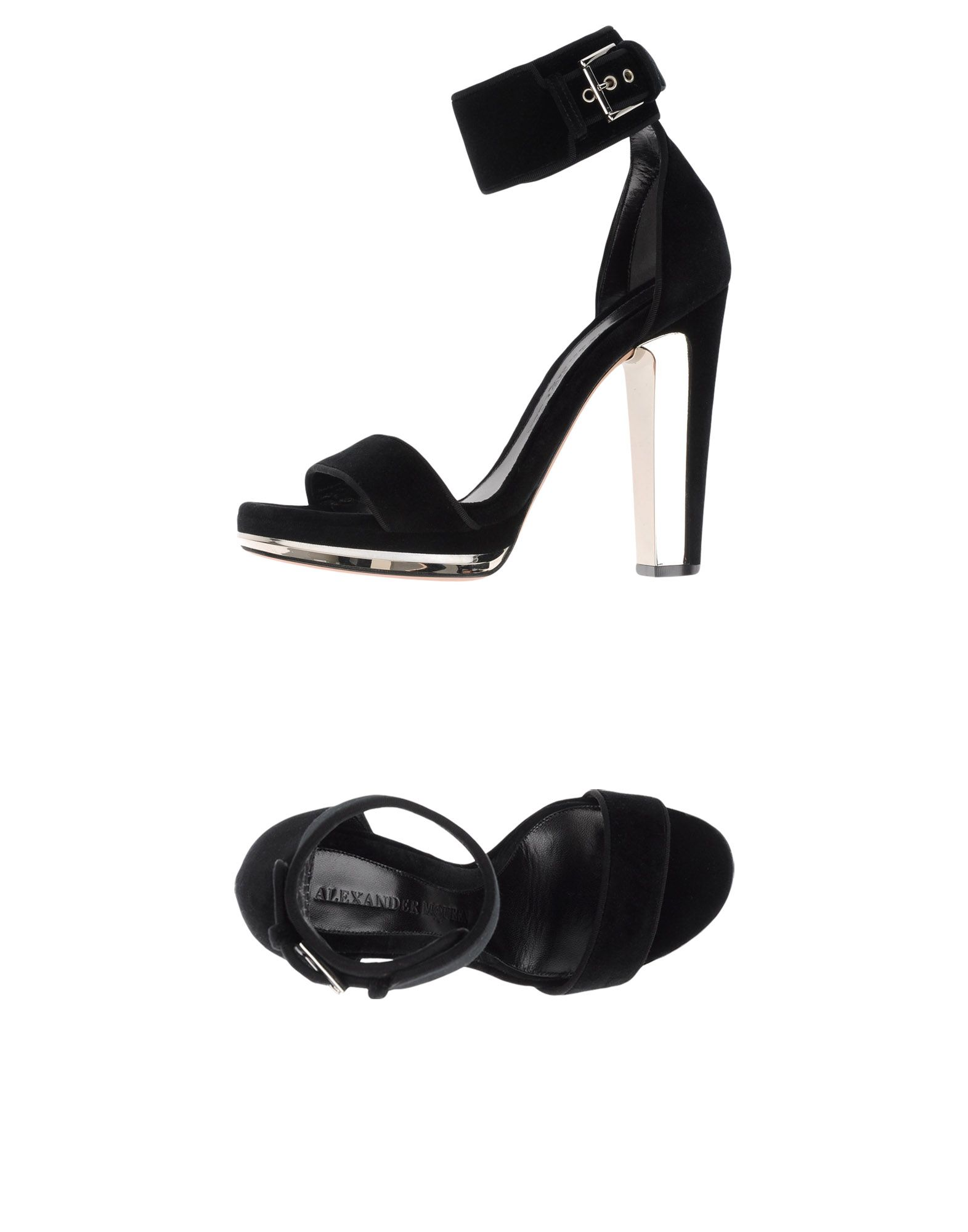 Stilvolle billige Schuhe Alexander Mcqueen Sandalen Sandalen Sandalen Damen  11221542HJ 5918ce