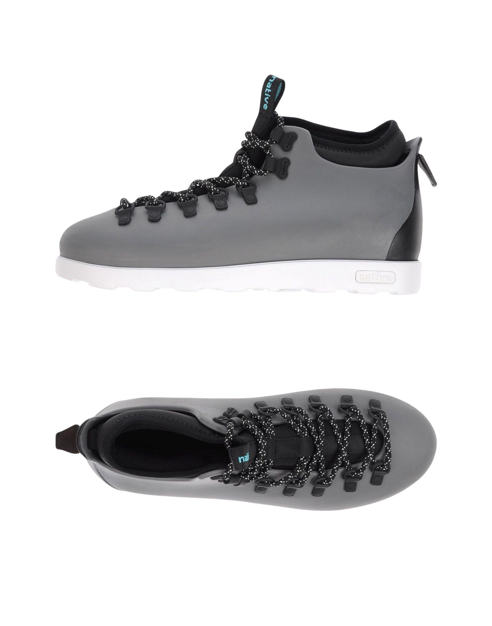 Rabatt echte Schuhe Native Sneakers Herren  11221571KW