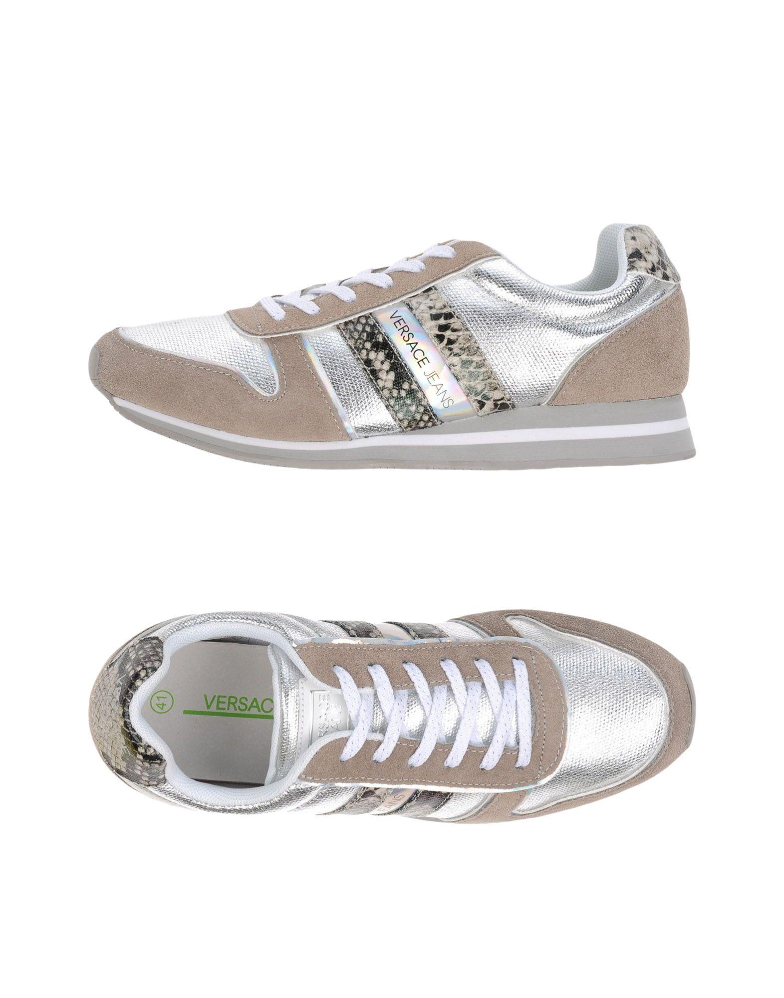 Versace on Jeans Sneakers - Women Versace Jeans Sneakers online on Versace  Canada - 11221700UE c82d81