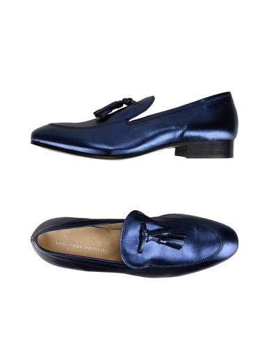 Los zapatos más populares Mocasín para hombres y mujeres Mocasín populares Leonardo Principi Mujer - Mocasines Leonardo Principi - 11221979UF Azul marino 658d5d