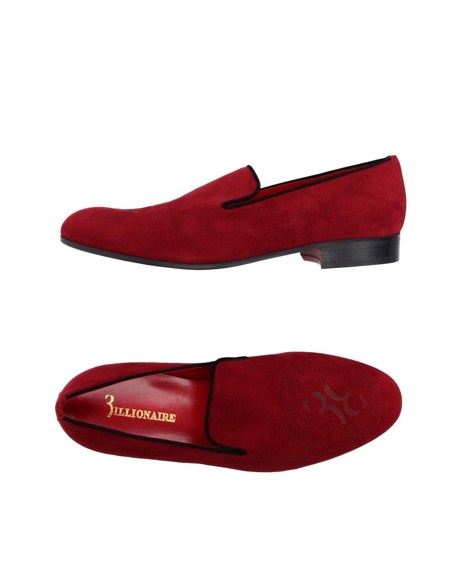 Billionaire Mokassins Herren  11222161FN Gute Qualität beliebte Schuhe