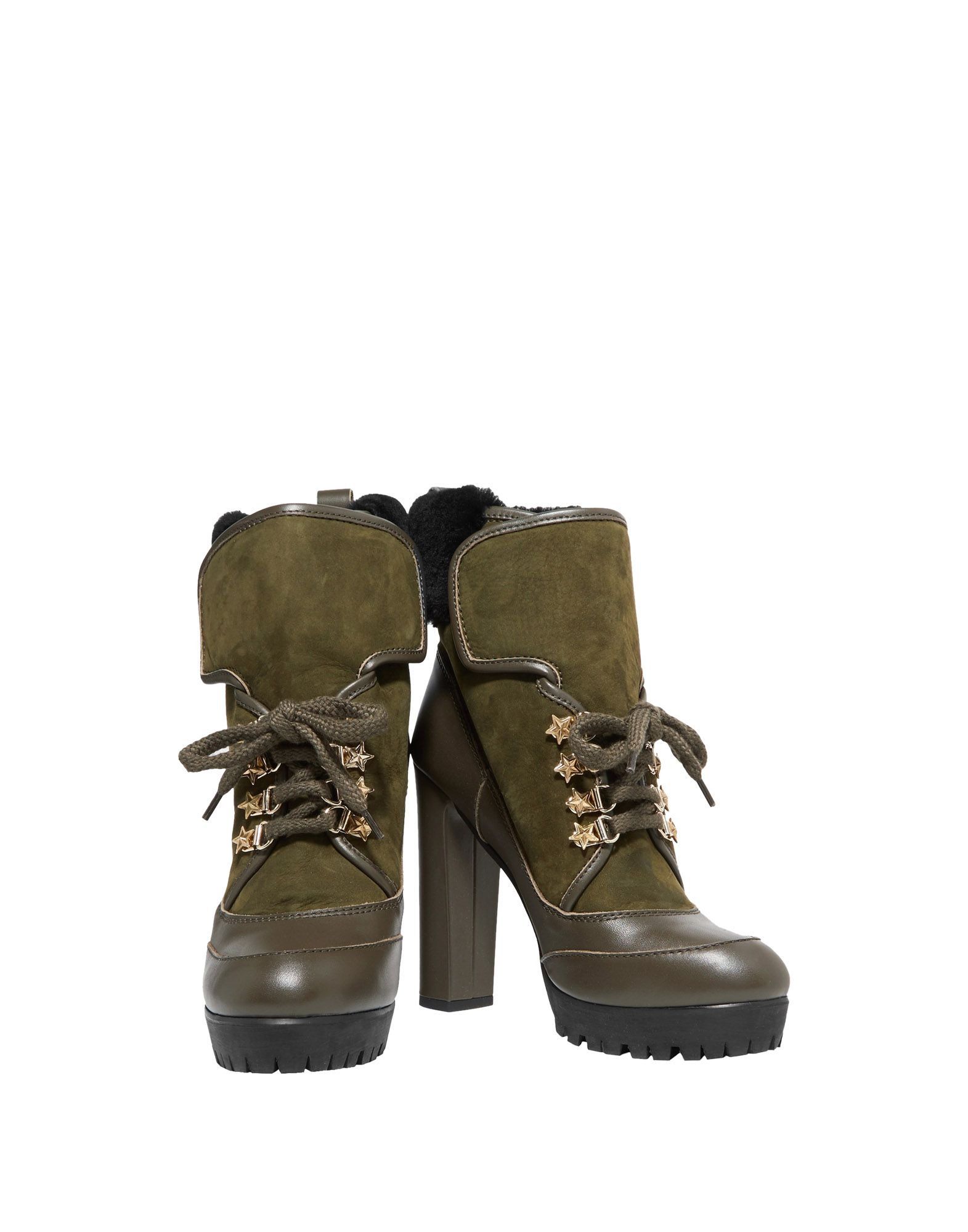 Rabatt Schuhe Red(V) Stiefelette Damen  11222351QE