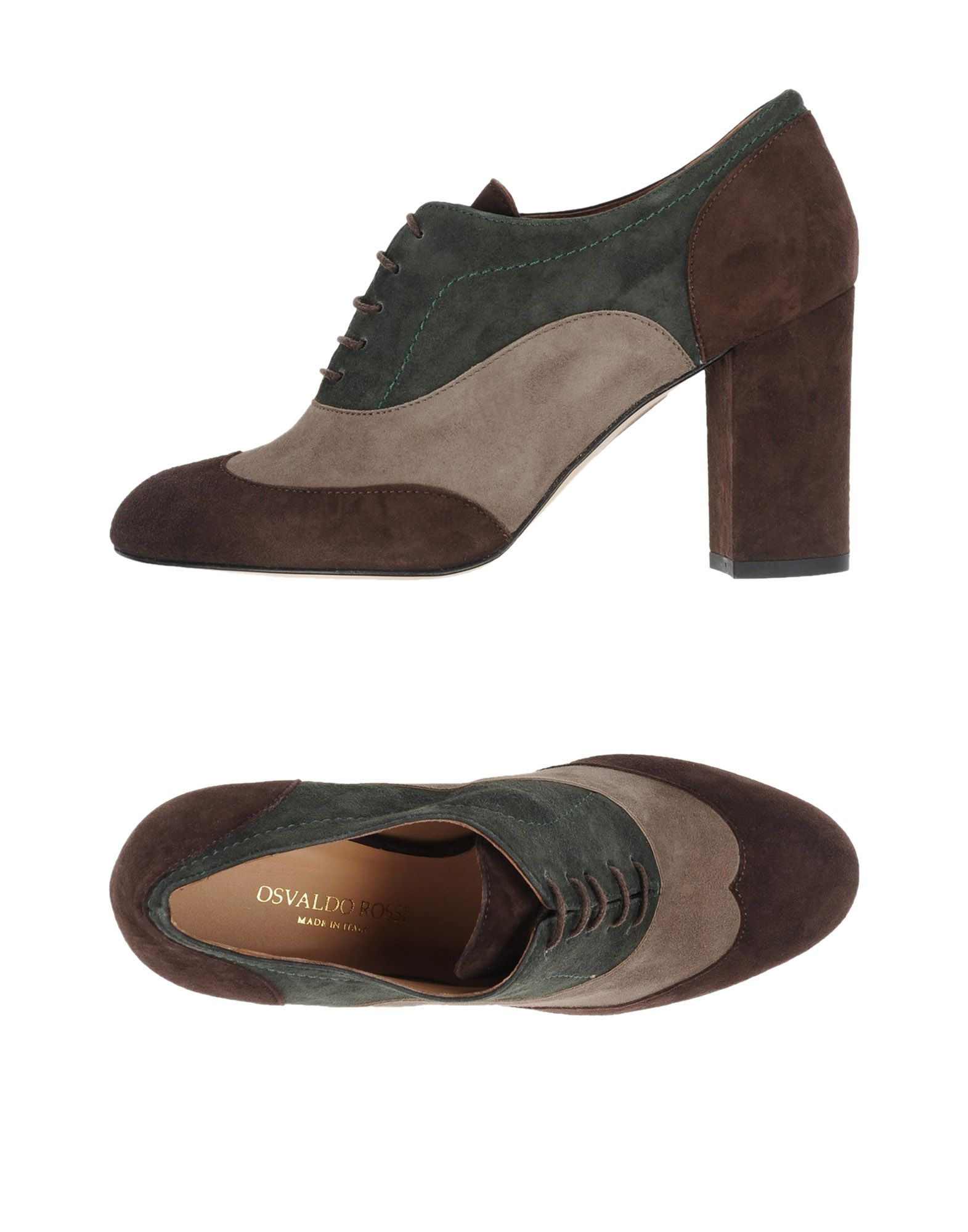Chaussures - Chaussures À Lacets Osvaldo Rossi J161H3