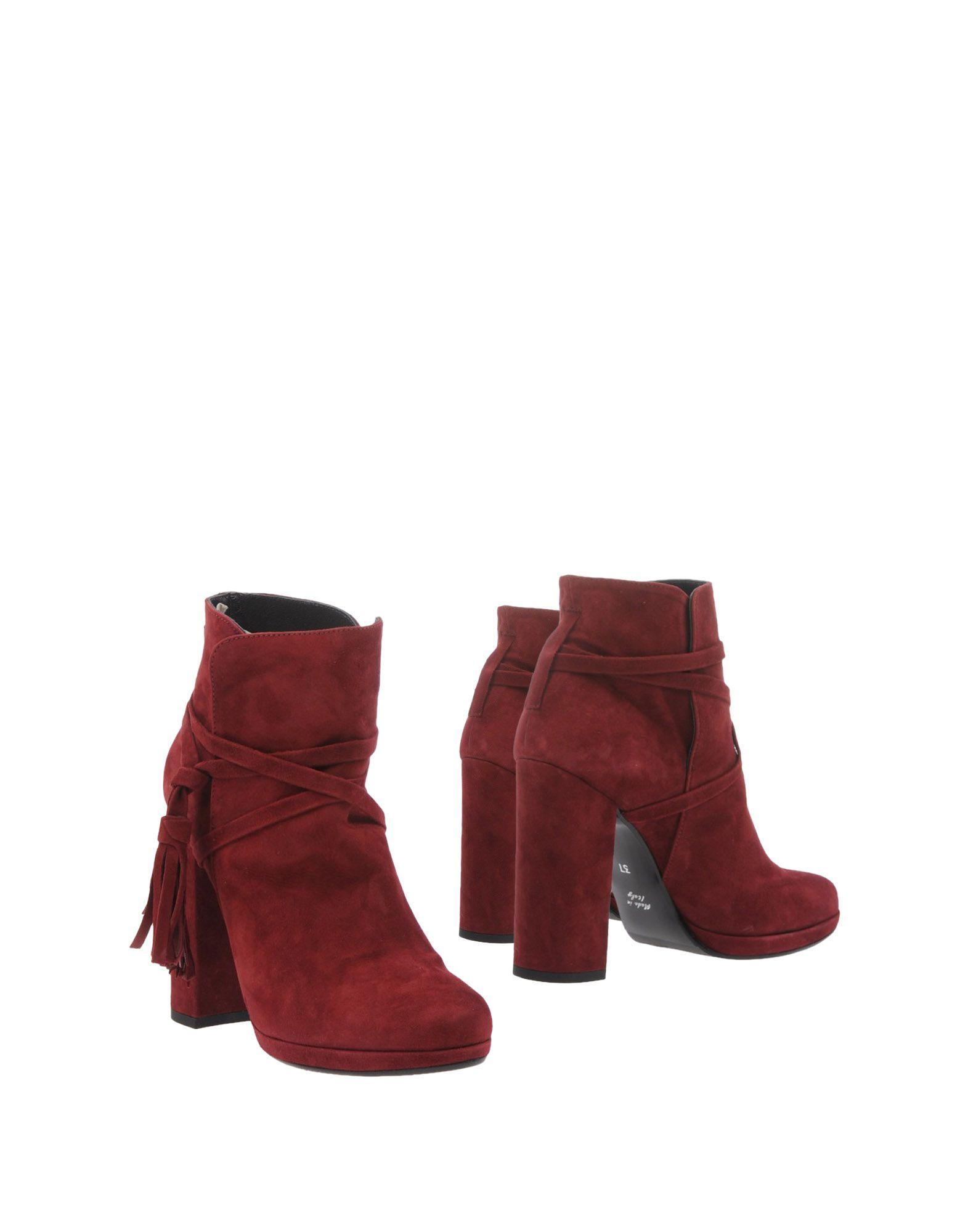 Moda Stivaletti Spaziomoda Donna - 11222514RV