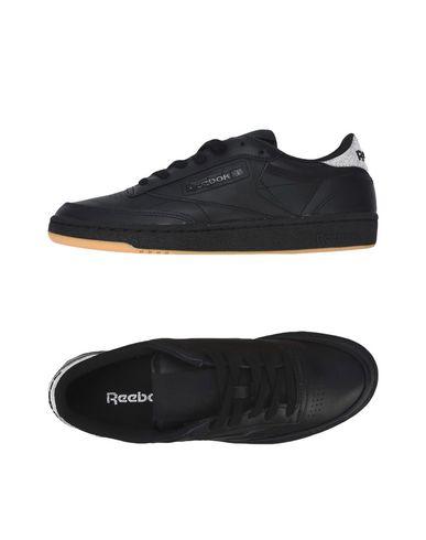 Zapatos de hombres y mujeres de moda casual 85 Zapatillas Reebok Club C 85 casual Diamond - Mujer - Zapatillas Reebok - 11222568GN Negro 10334a