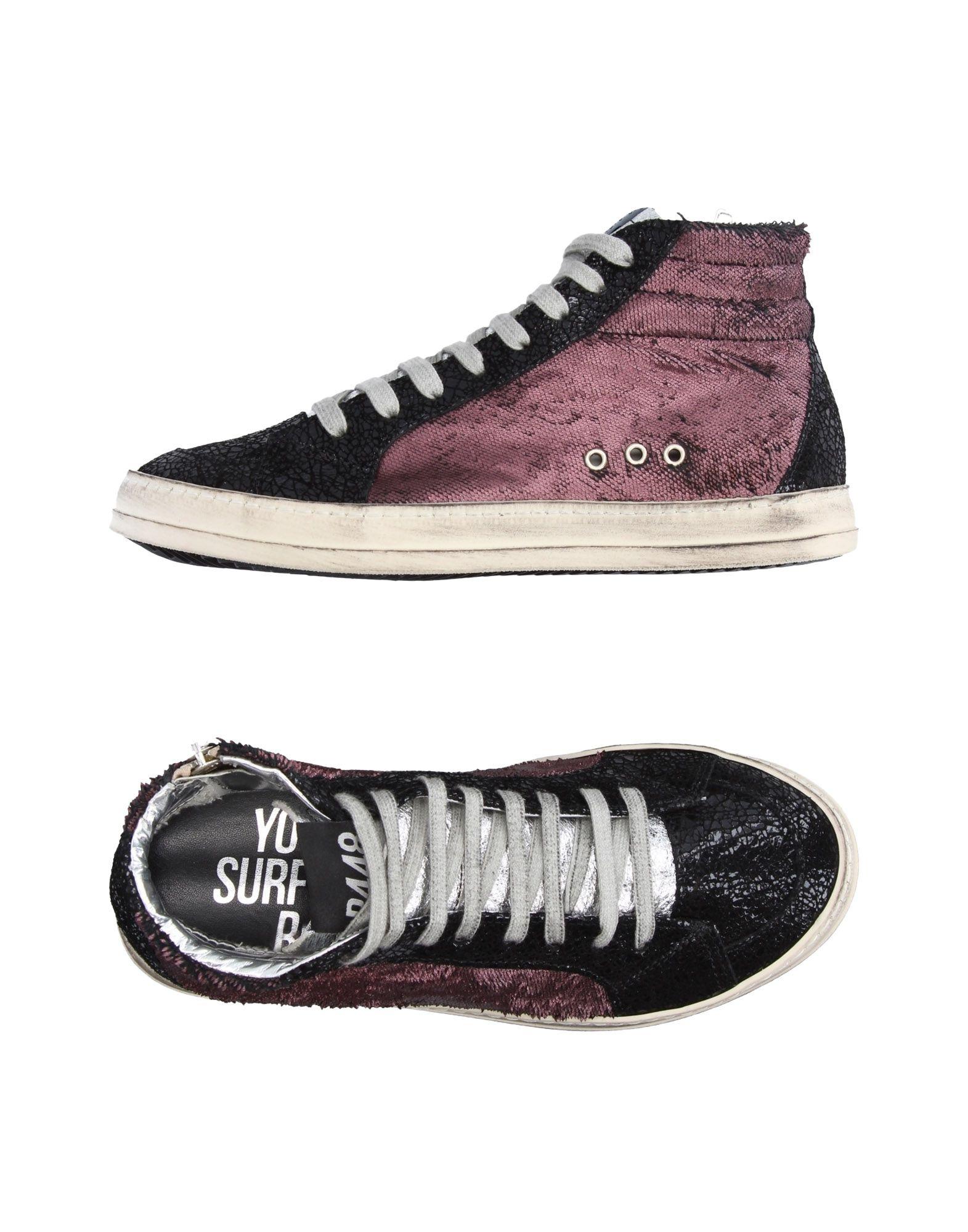 Gut um billige Schuhe zu tragenP448 Sneakers Damen  11222686AG