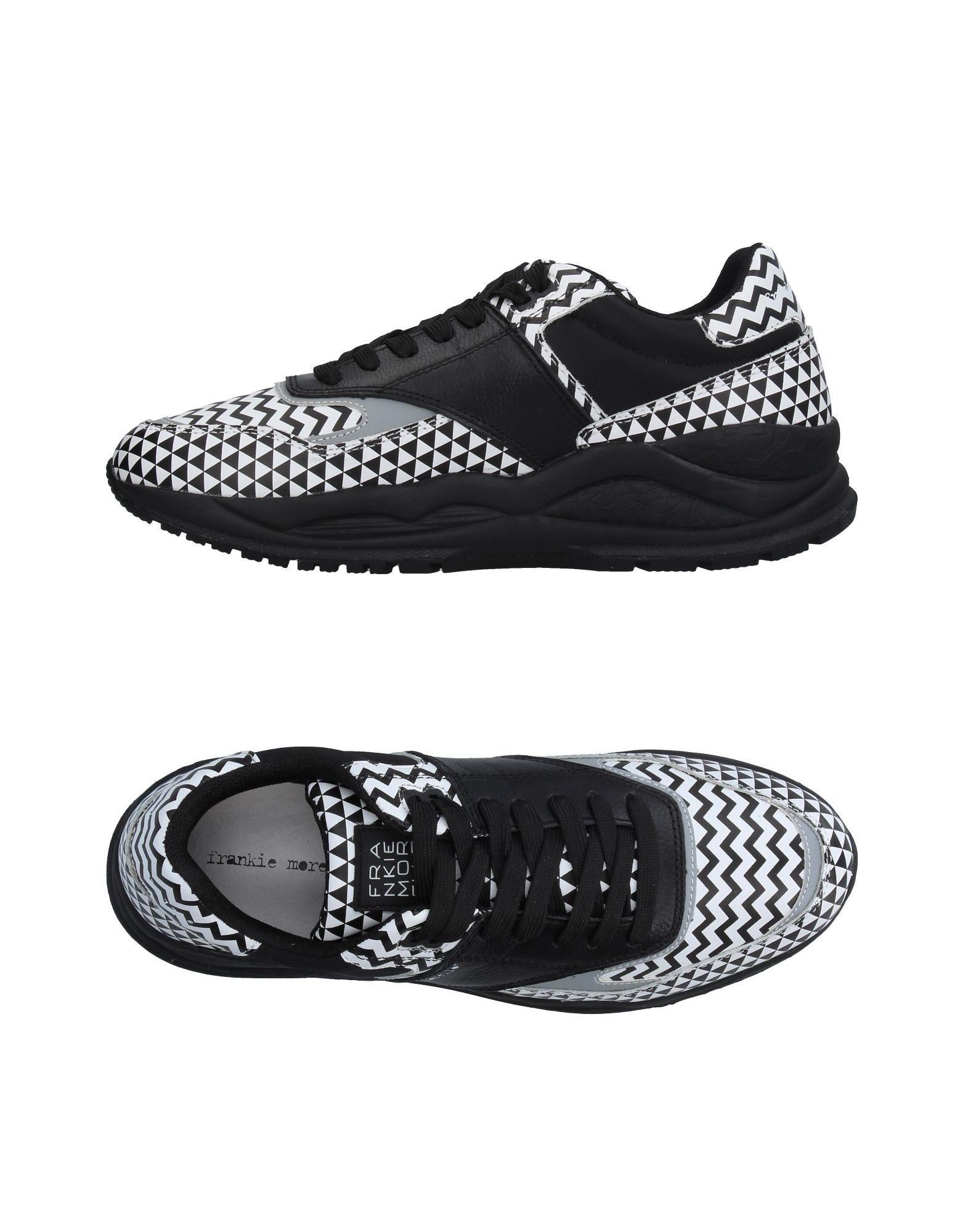 Sneakers Frankie Morello Homme - Sneakers Frankie Morello  Noir Super rabais