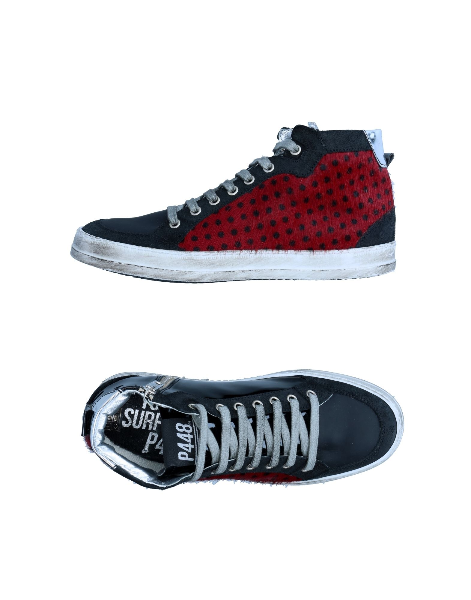 Sneakers P448 Donna - 11222785MQ elegante