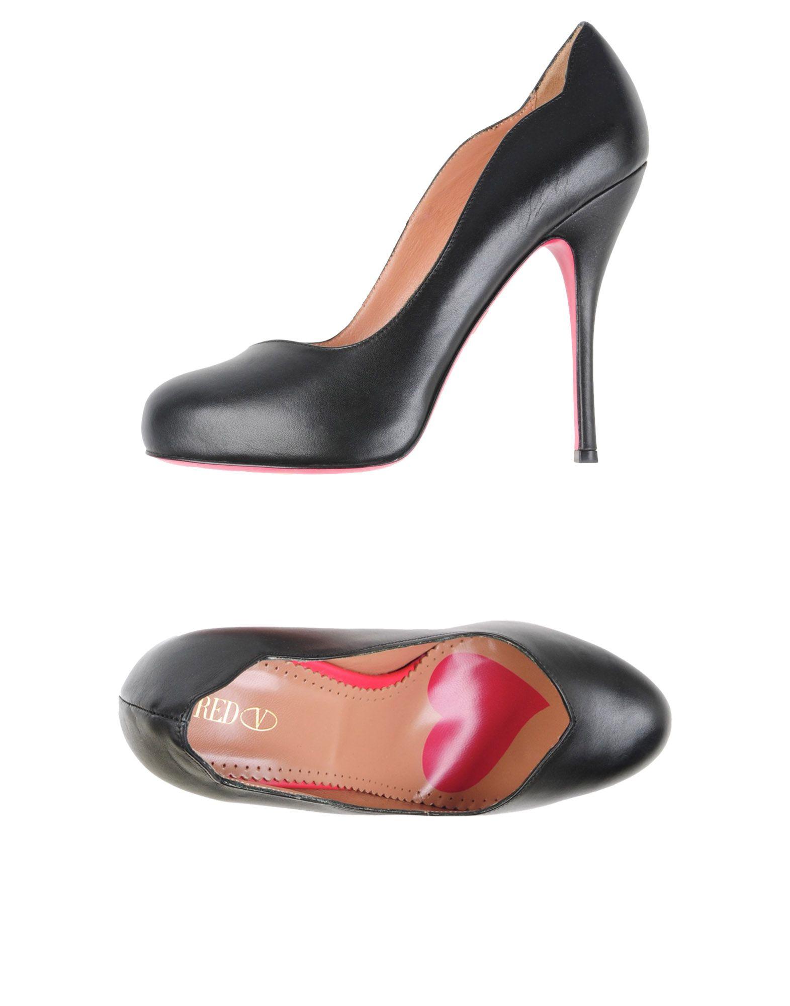 Rabatt Schuhe Red(V) Pumps Damen  11223021JG