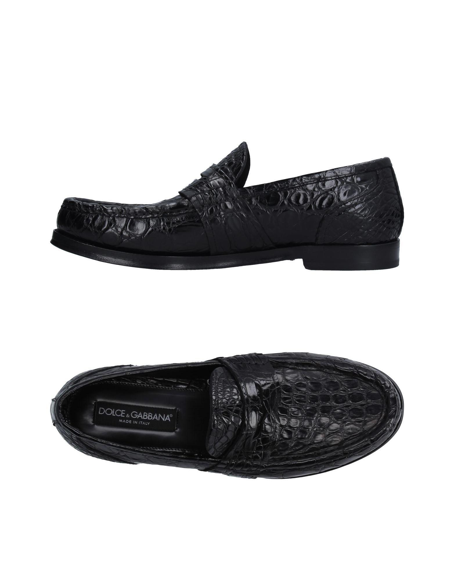 Mocassino Dolce & Gabbana Uomo - 11223307KL
