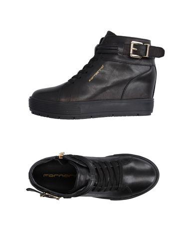 Los últimos zapatos de hombre y - mujer Zapatillas Fornarina Mujer - y Zapatillas Fornarina - 11223374XD Negro 68d713