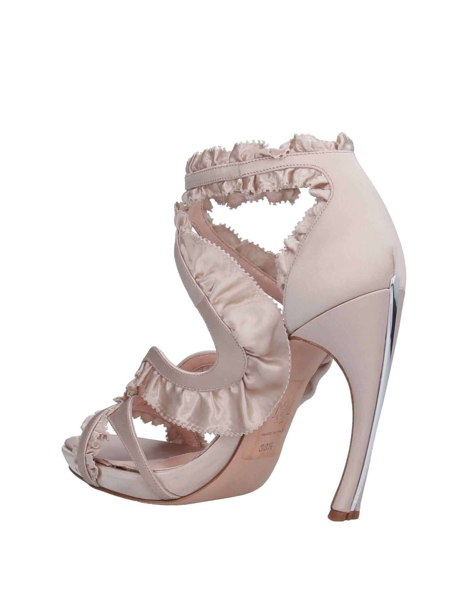 Alexander Mcqueen Sandalen Damen Schuhe  11223452JXGünstige gut aussehende Schuhe Damen 63b174