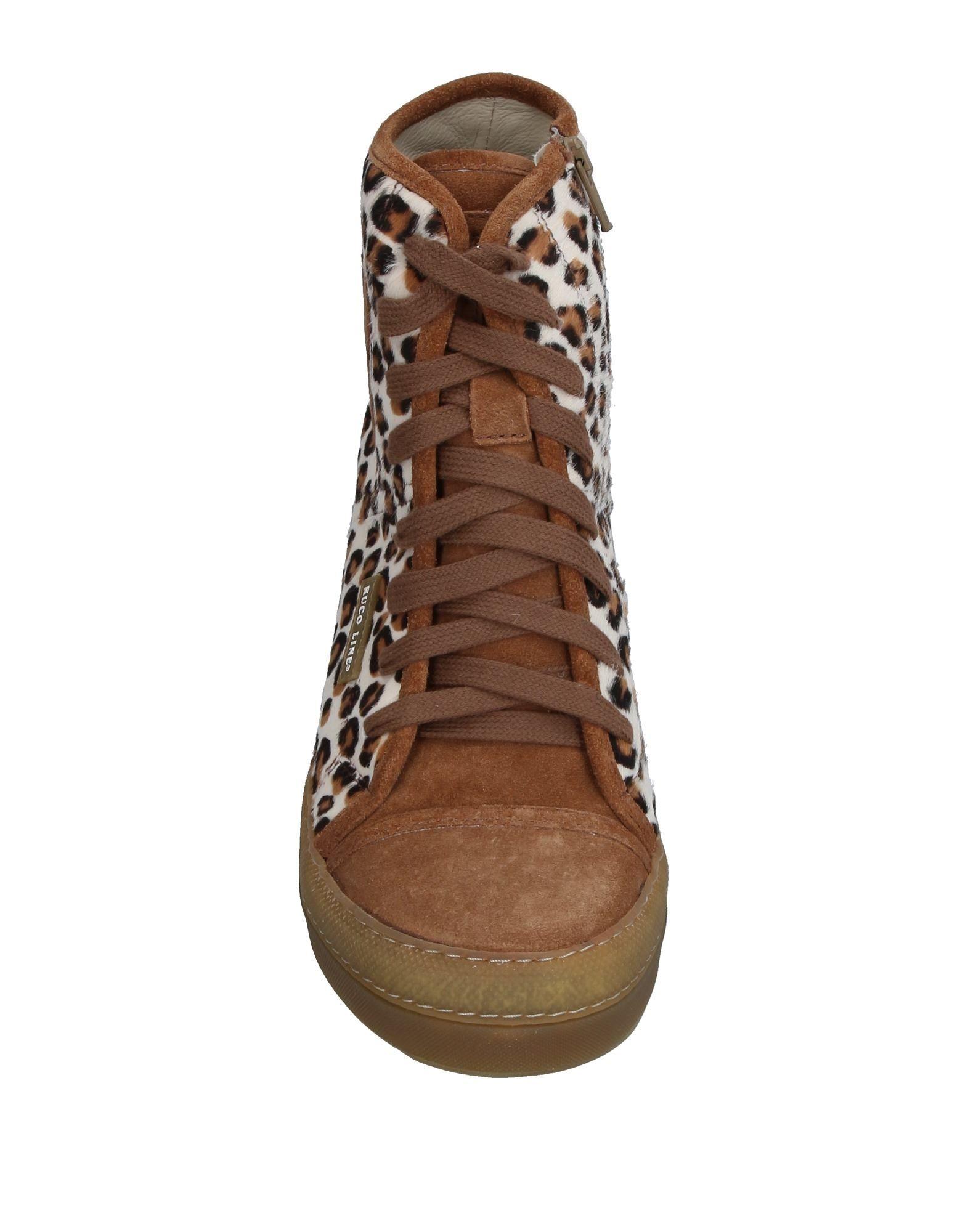 Stilvolle Ruco billige Schuhe Ruco Stilvolle Line Turnschuhes Damen 11223574UG 6efcc9