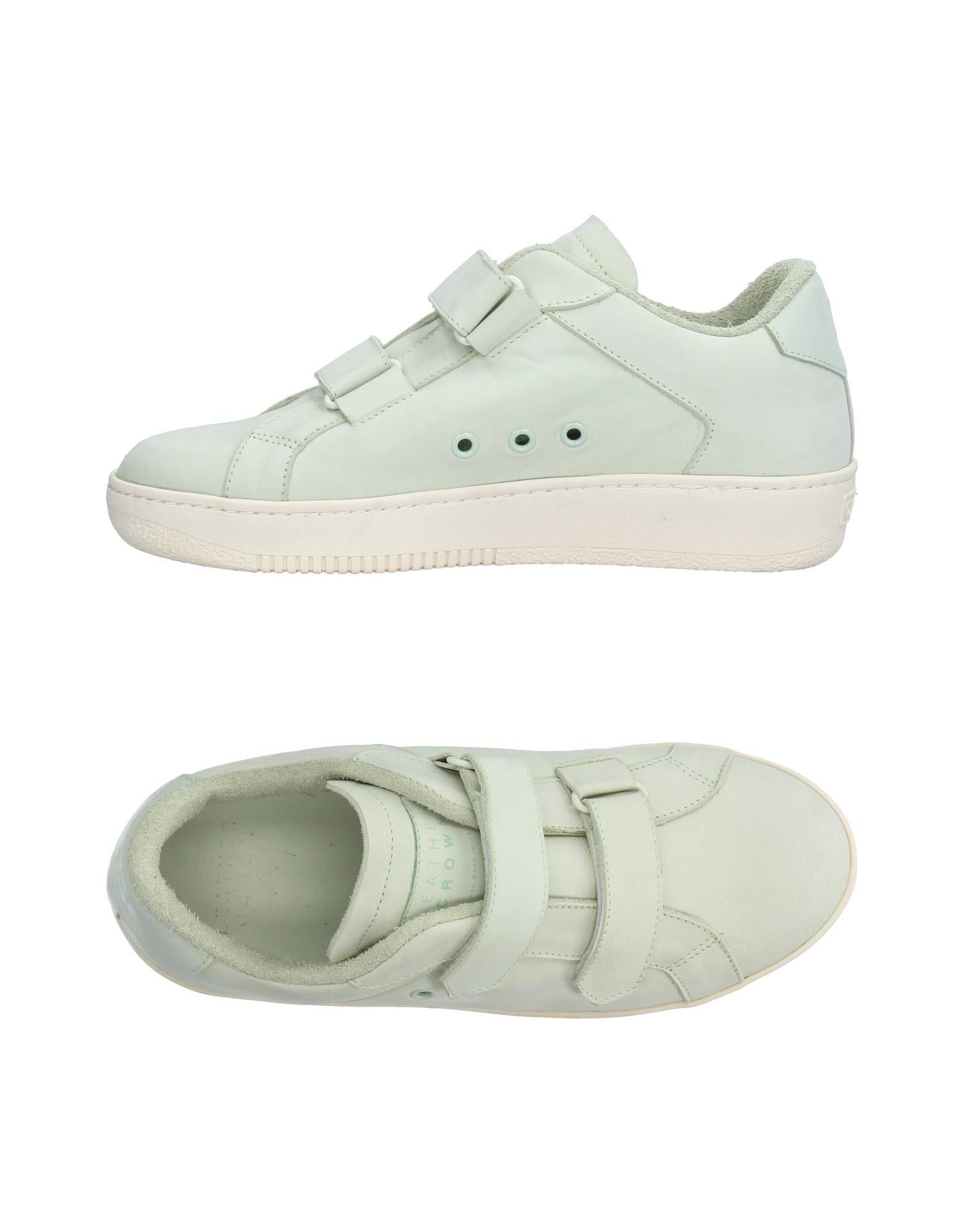 Sneakers Leather Leather Sneakers Crown Donna - 11223608RO 2819bb