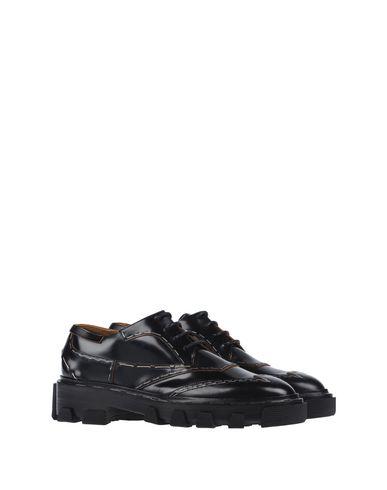 Balenciaga Noir Lacets À Chaussures Balenciaga Chaussures FqwzP5F